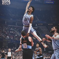 No Cool Points: Grizzlies Fall to Cleveland 114-107