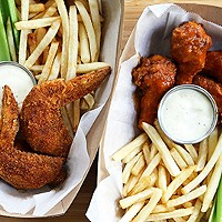 Finger-Licking Good: New Wing Order's New Sauces