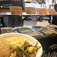 Cordelia's Market Opens Hot Bar, Offering Made-from-Scratch Meals Daily