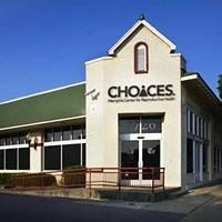 CHOICES' main clinic on Poplar