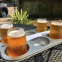 Four for Summer: A Nice Flight of Brews for a Hot Day