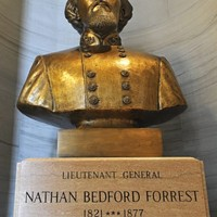 Capitol Commission Votes to Remove Forrest Bust