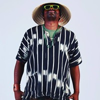 Khari Wynn, aka Misterioso Africano