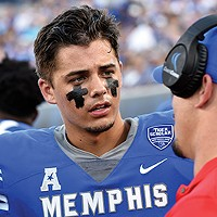 His Team, His Time: Brady White Leads Memphis Into 2020