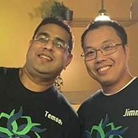 Sushi Jimmi and Temoor Sarwar Partner in New Restaurant