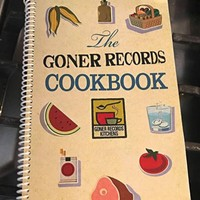 """Remembering """"The Goner Records Cookbook."""" The WHAT?"""