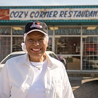 Desiree Robinson: For the Owner of Cozy Corner, it's a Family Affair
