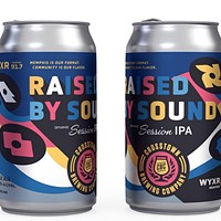 Raised by Sound: Crosstown Brewing's Latest is Worth a Listen