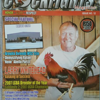 Animal Wellness Action says Tennessee's weak cockfighting laws allow brazen participants to speak publicly about their illegal involvement in it, even appearing on trade magazine covers.