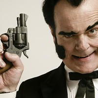 Unknown Hinson plays the Hi-Tone Cafe on Saturday, June 13th.