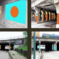South Main underpass