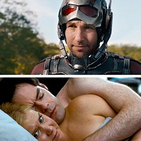 Trainwreck vs. Ant-Man