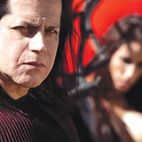 Danzig plays Minglewood Hall in October.