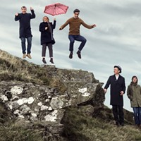 Belle and Sebastian play Minglewood Hall on Sunday, August 30th.