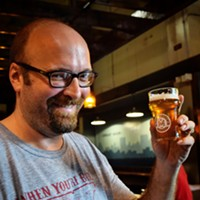 Memphis Made Brewing co-founder Andy Ashby