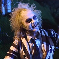 Micheal Keaton rules as Beetlejuice
