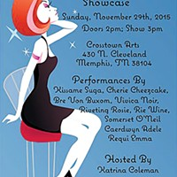 Afternoon Delight Burlesque Show at Crosstown Arts