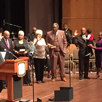 Mayor, Council, Clerk, Take Oaths of Office