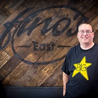Now open: Fino's East and Buntyn Corner Cafe