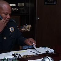 Departing MPD Director Toney Armstrong