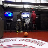 Penny Rebuilds East Locker Room Lounge — and Team Fellowship
