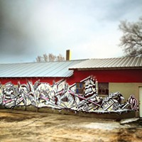 "A graffiti writer sounds off about ""street art."""