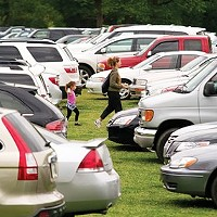 Strickland Proposal Ends Greensward Parking