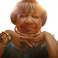 Mavis Staples plays the Levitt Shell on Saturday, October 15th.