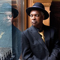 Booker T. Jones at the Halloran Centre