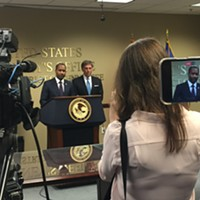 Edward Stanton III said no charges would be filed against a Memphis police officer in the 2015 shooting death of Darrius Stewart.