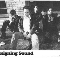 The Reigning Sound original lineup from the Memphis Flyer Archives.