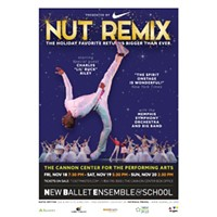 Lil Buck Comes Home to Dance in New Ballet Ensemble's Nut ReMix