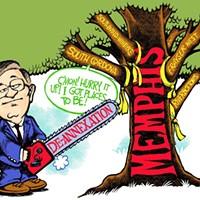 Memphis' De-Annexation Deal