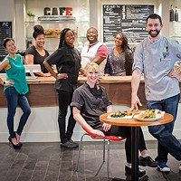 Jimmy Gentry takes charge of Cafe Brooks and Izakaya