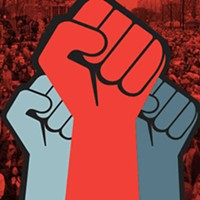 The People Power logo.