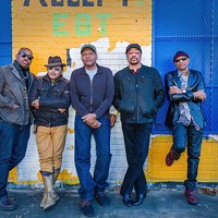 Robert Cray & Hi Rhythm at Loflin Yard