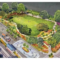 Pop-up Park Coming to the Riverfront