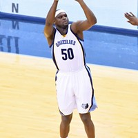 Zach Randolph started the second half and almost made a miraculous comeback happen.