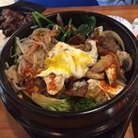 Bluefin's New Korean Menu