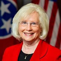 State senator and gubernatorial candidate Mae Beavers