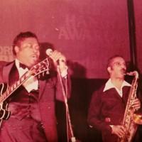 B.B. King with Herman Green