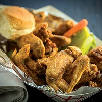 The scoop on Riko's Kickin' Chicken and Pinks Coffee House
