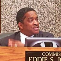 Key voter Eddie Jones