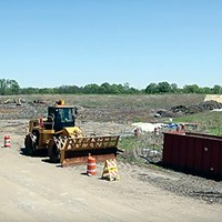 The Memphis Wrecking Co. landfill