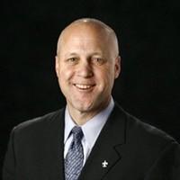 New Orleans Mayor Mitch Landrieu