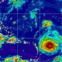 Harvey, Irma, and Trump