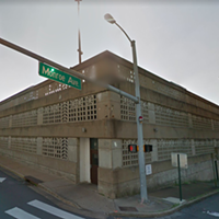 The site of a parking garage at Front and Monroe is being considered as a possible new location for the Brooks Museum of Art.
