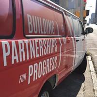 Hospitality Hub Van