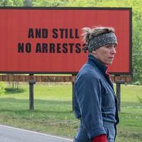 Frances McDormand in Three Billboards Outside Ebbing, Missouri
