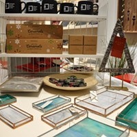 Brooks Museum Store Redesigned by 'City & State' Owner